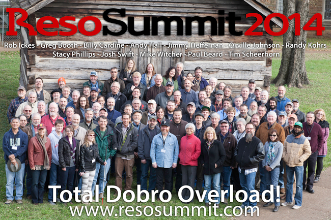ResoSummit 2014 Group Photo