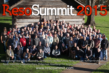 ResoSummit 2015 Group Photo